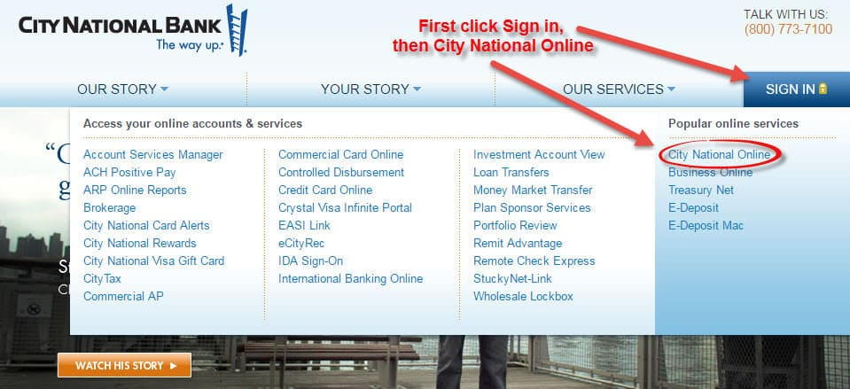 National Bank Online Banking