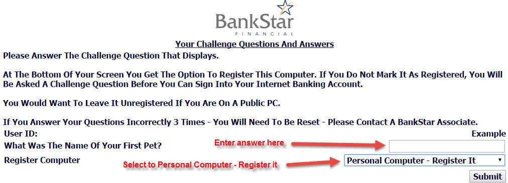 2 BankStar