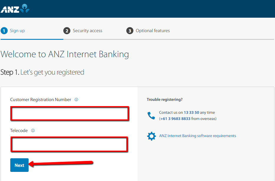 Australia and New Zealand Banking (ANZ) Online Banking ...