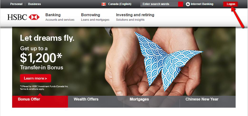 HSBC Bank Canada Online Banking Login - 🌎 CC Bank