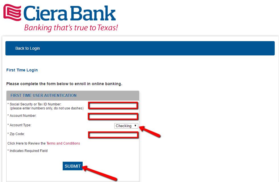 Central West Credit Union Online Banking Login