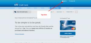 Citibank Secure Login >> Citibank Simplicity Credit Card Online Login - CC Bank