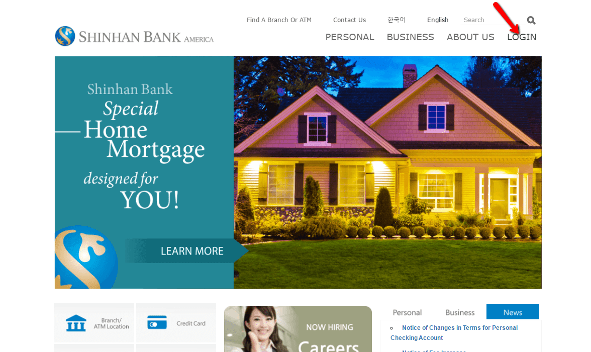 Shinhan Bank America Online Banking Login - 🌎 CC Bank
