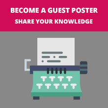 become a guest poster at ccbank, share your knowledge