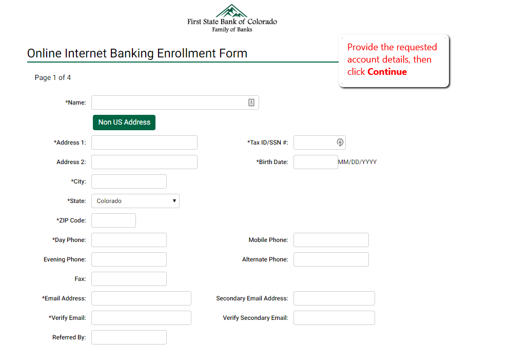 how to set up online banking in iob