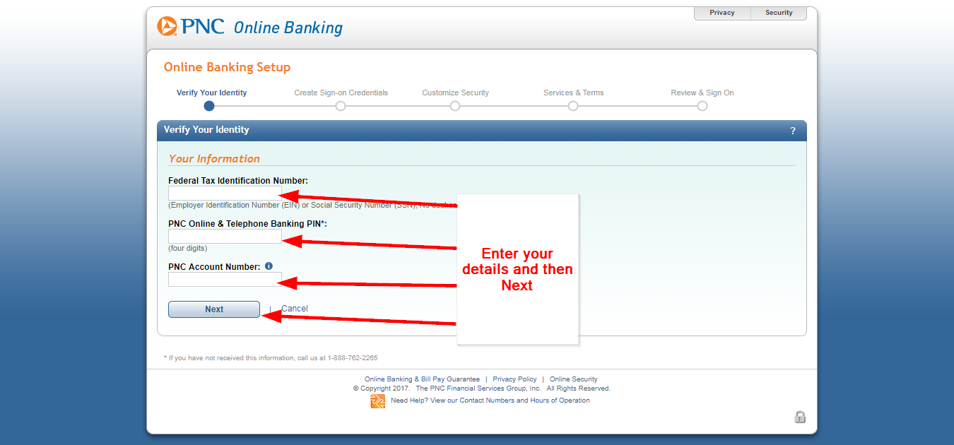 Pnc points visa business online login cc bank how to manage your credit card account online reheart Image collections