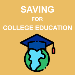 Saving for College Education