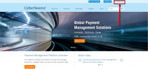 CyberSource Online Payment Login - 🌎 CC Bank