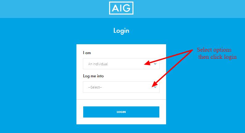 AIG Login