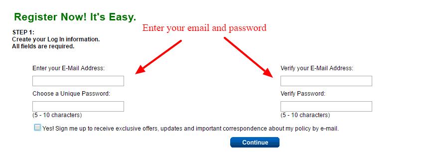 AIL-Life-User-Registration