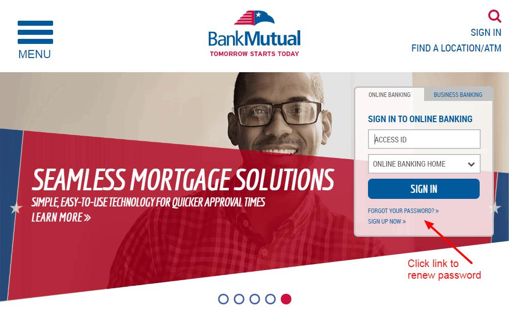 BankMutual renew