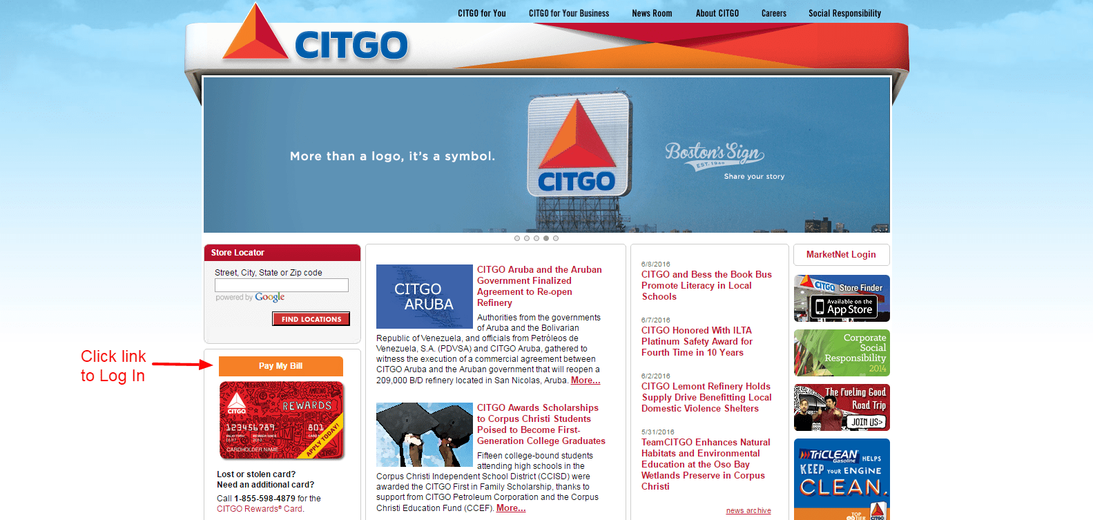 citgo-login