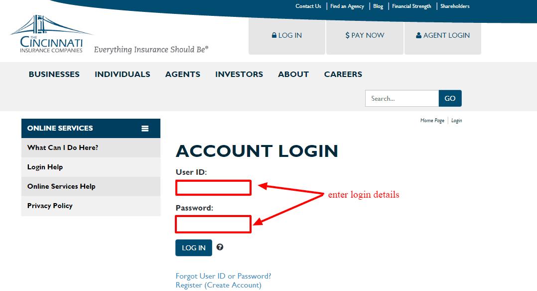Cinfin Insurance Loginhome