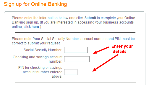 Dollar Bank Online Banking Enrollment Form1
