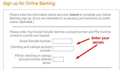 Dollar Bank Online Banking Enrollment Form1