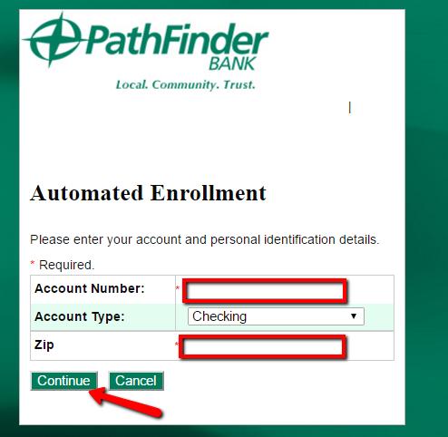 PathFinder Bank Online Banking Login - 🌎 CC Bank