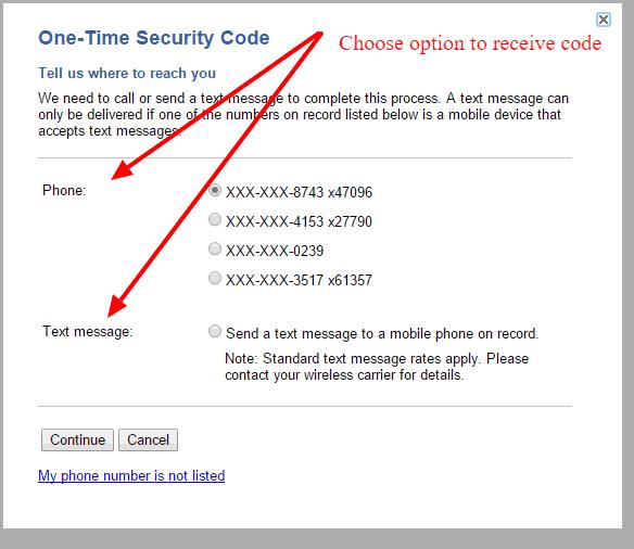 Fidelity Bank Login Code