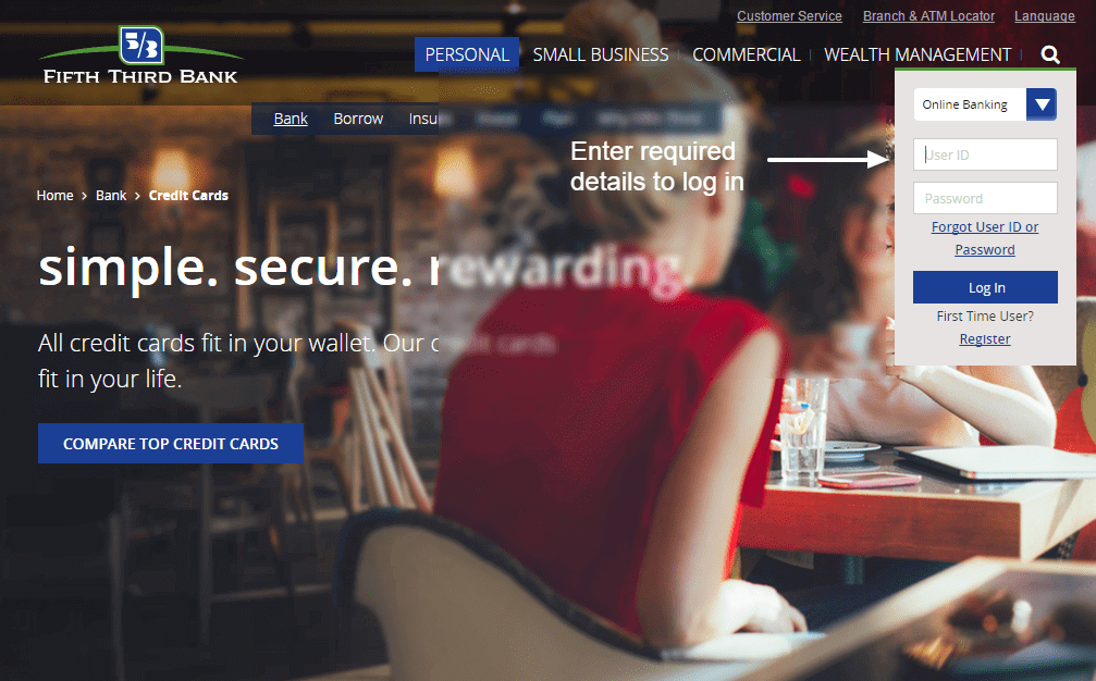 Fifth Third Bank Login 2