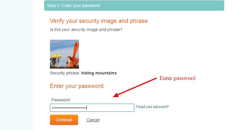Horace Mann Insurance password