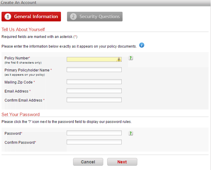 Mapfre Create An Account