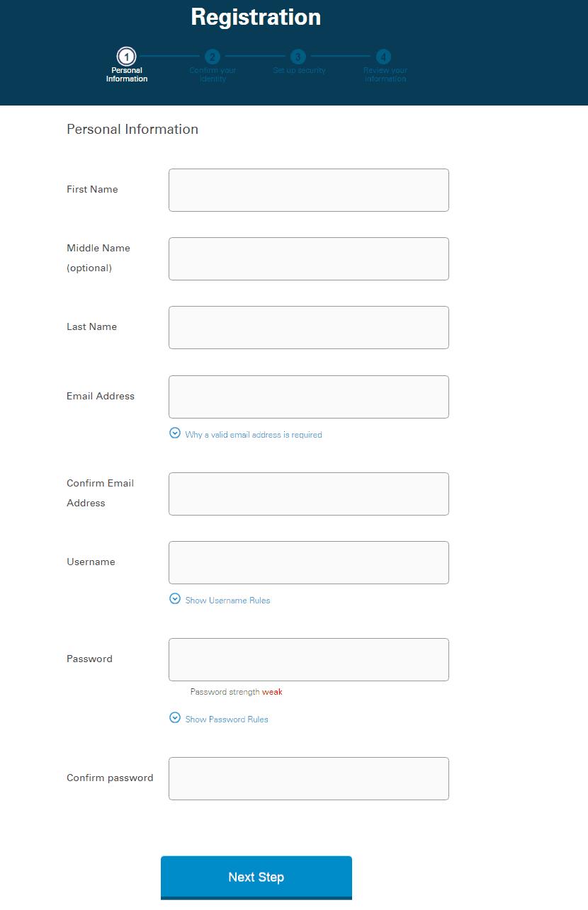 MassMutual myaccount registration