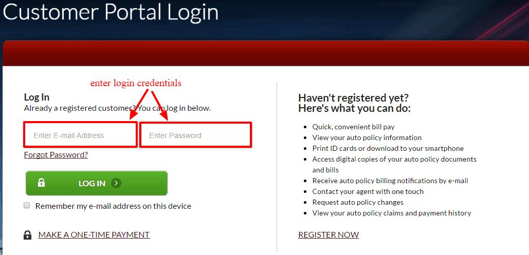agent portal login