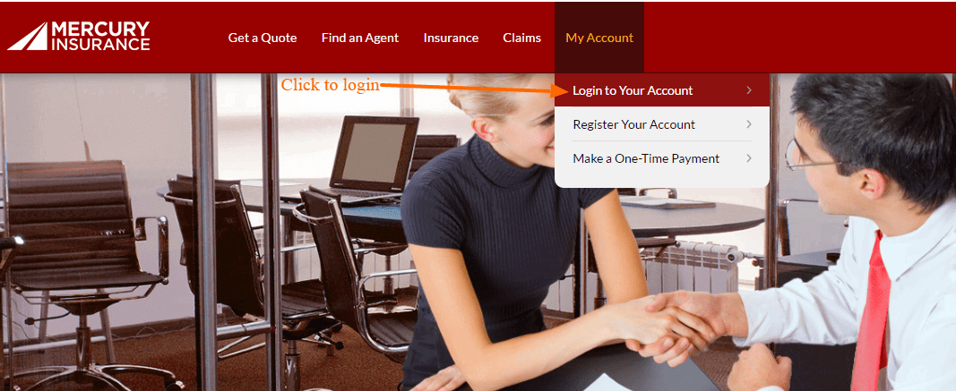 Mercury Insurance Login