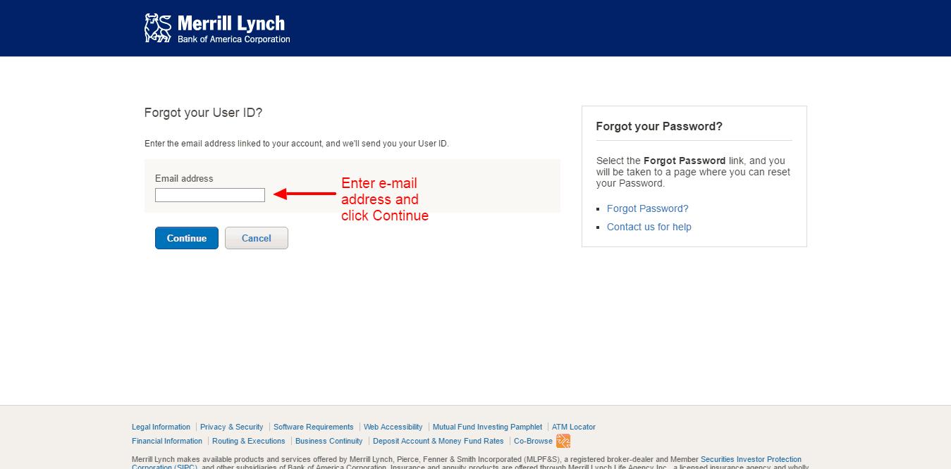 Merrill Lynch PASSWORD 2