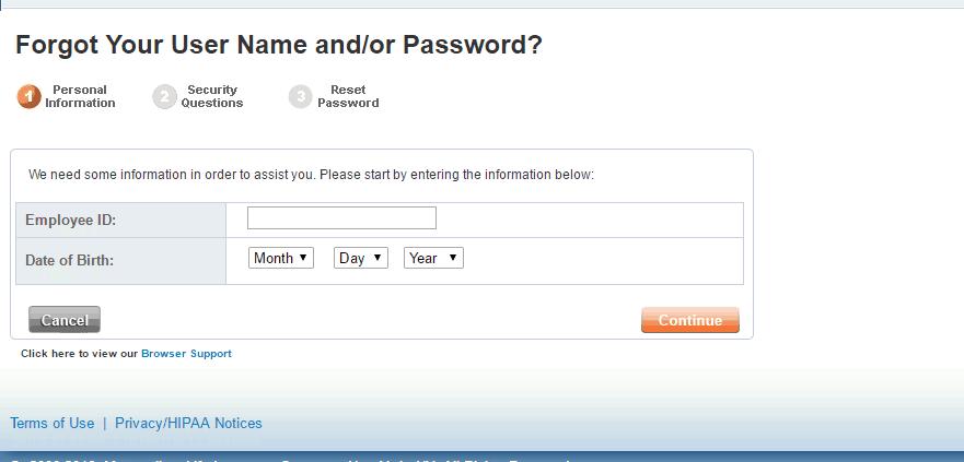 Metlife forgot password1