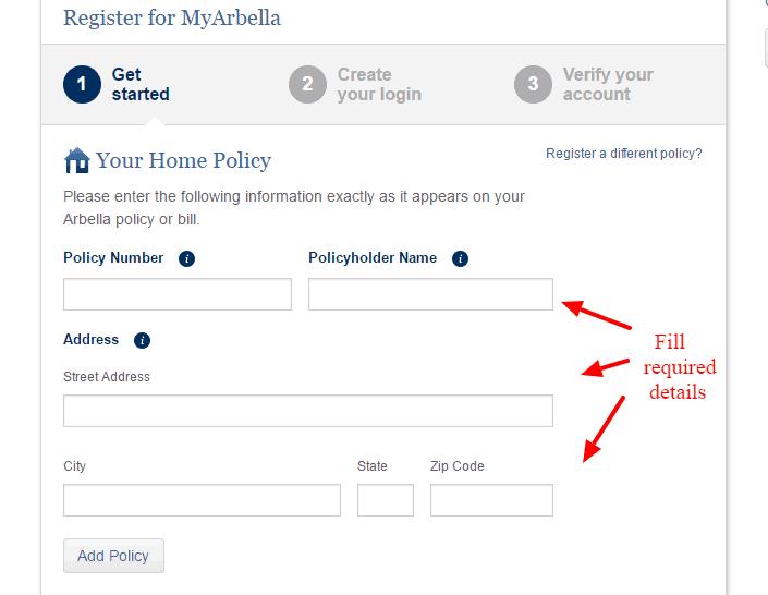 MyArbella Policy