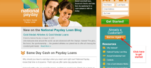 National Payday Loan