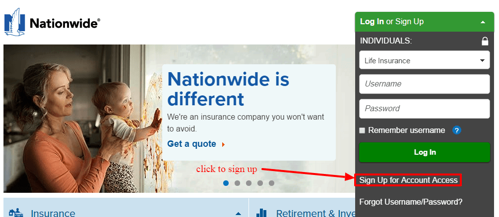 Nationwide Wedding Insurance: Nationwide Insurance Online Login