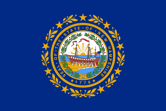 New Hampshire Flag
