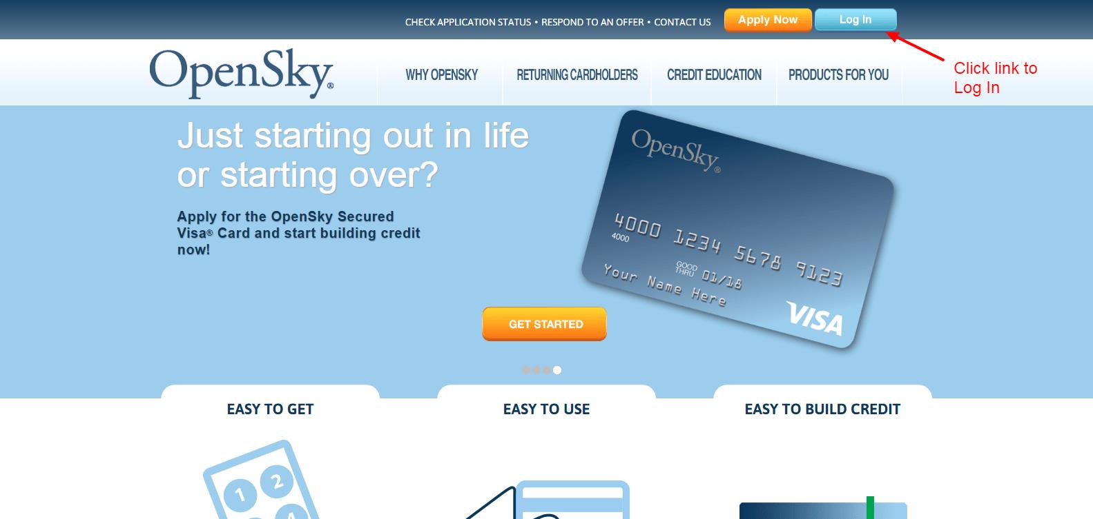 Co jest otwarte niebo kredytowej