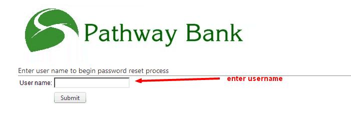 Pathway Bank Online Banking Reset-2