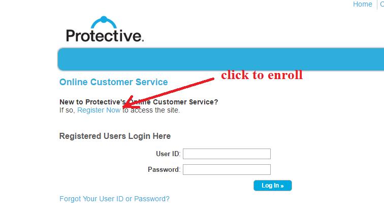 Protective enrollment