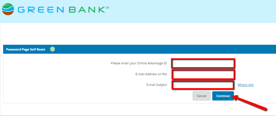 Green Bank Online Banking Login Cc Bank