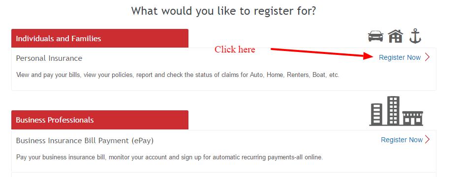 Register -Travelers Insurance