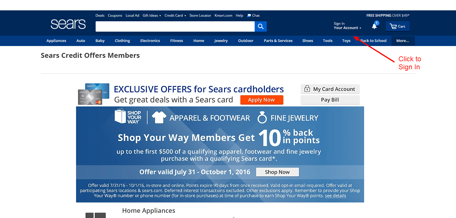 sears-sign-in