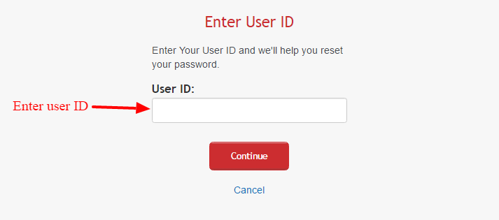 Travelers User ID