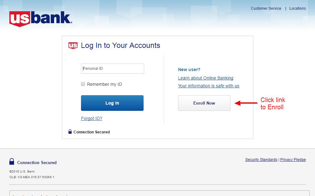 U.S. Bank Enroll
