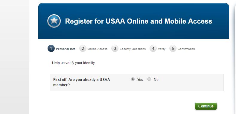 USAA membership