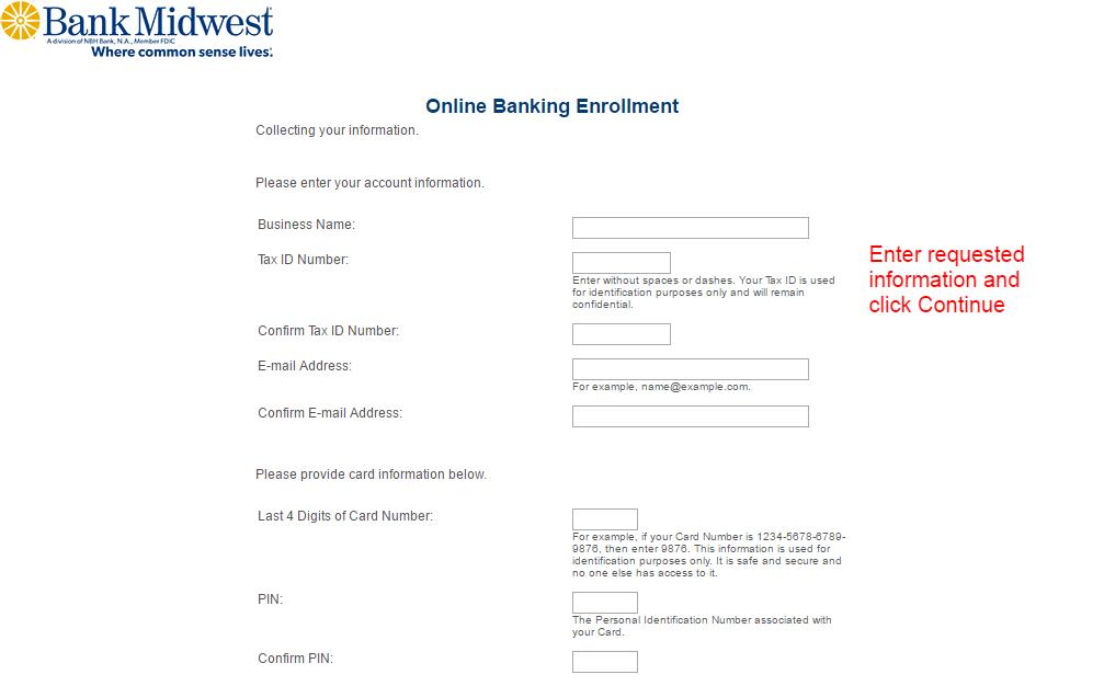 bank mw enroll 3