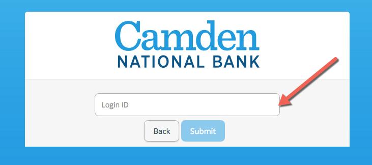 Camden National Bank Online Banking Login