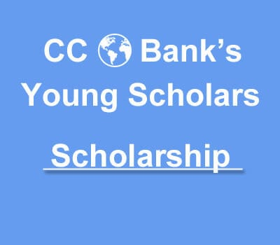 CC Bank Scholarship Logo