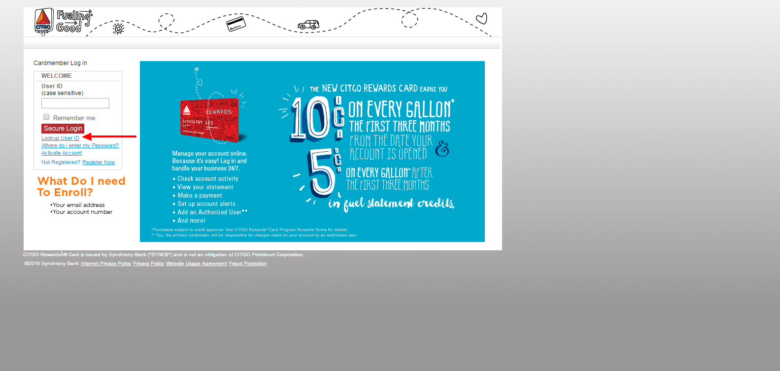 citgo-user-id