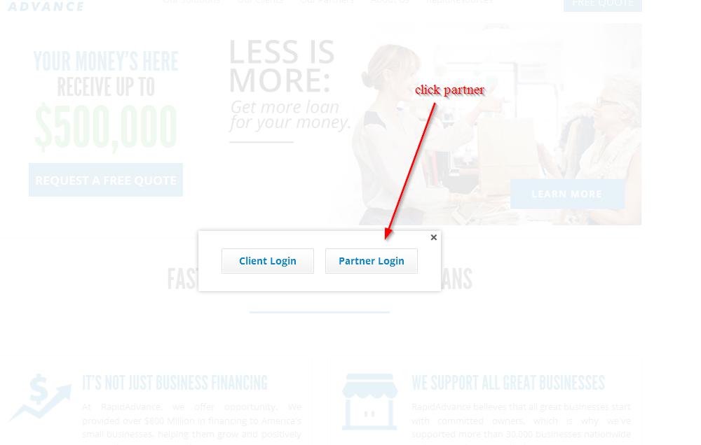 click partner