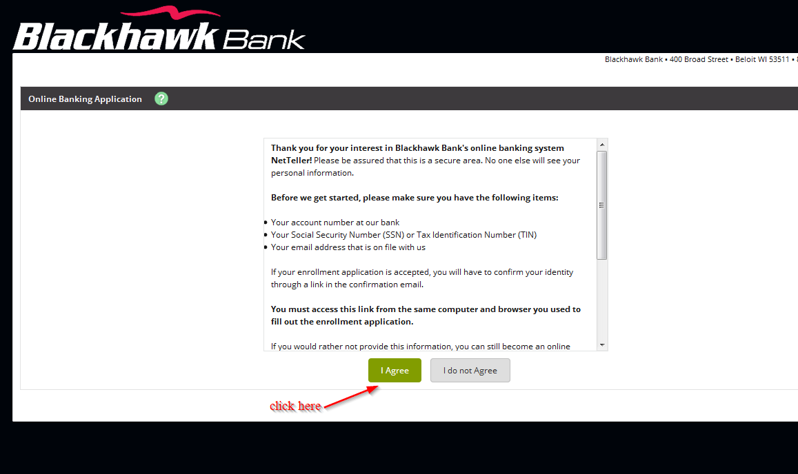 Blackhawk Bank Online Banking Login - 🌎 CC Bank