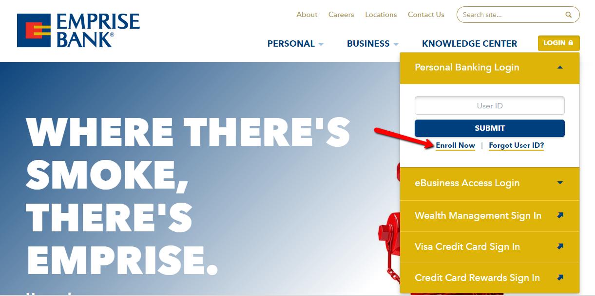 Emprise Bank Online Banking Login - 🌎 CC Bank