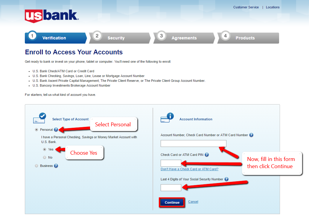 how to find account number commerce bank online